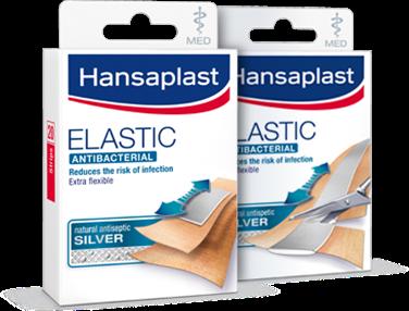 Elastic Antibacterial