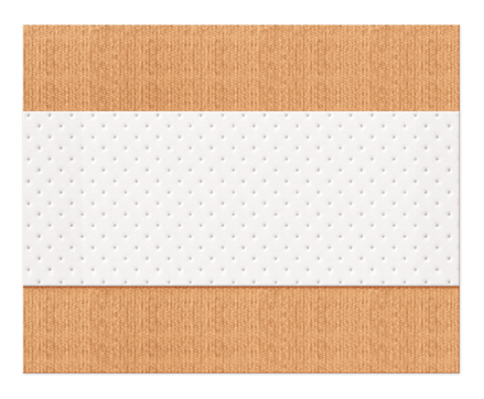 Hansaplast Elastic 5m x 8cm Innenseite