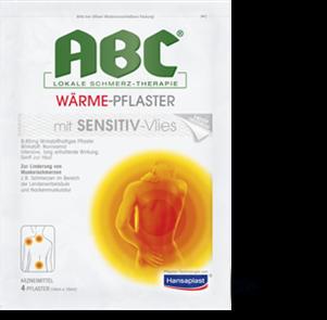 Hansaplast ABC Wärme-Pflaster Sensitive
