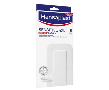 Hansaplast Sensitive 4XL