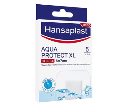 Hansaplast Aqua Protect XL Pflaster Packshot