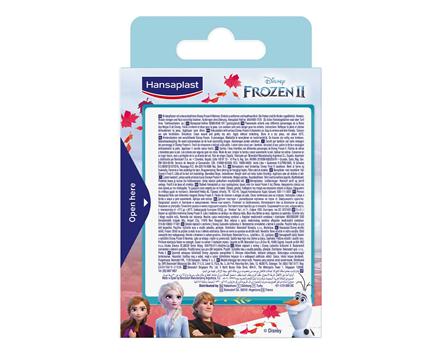 Hansaplast Frozen Pflaster Rückseite