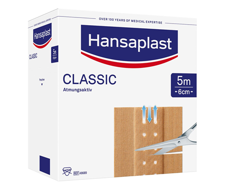 Hansaplast Classic Großpackung