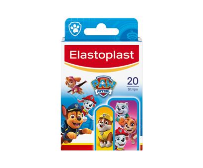 Packshot of Elastoplast PAW Patrol plasters