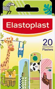 Kids animal plasters