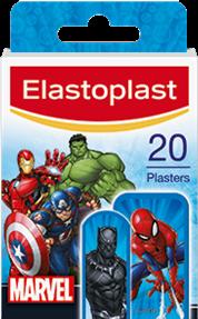 Kids Marvel plasters
