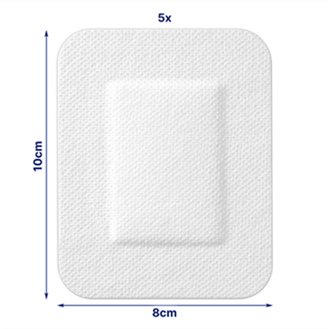 An image of the sensitive xxl dressing size
