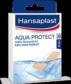 Hansaplast Aqua Protect vízálló tapasz képe