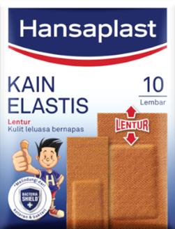 Hansaplast Kain Elastis 10 Lembar