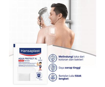 Hansaplast Aqua Protect XL Benefits