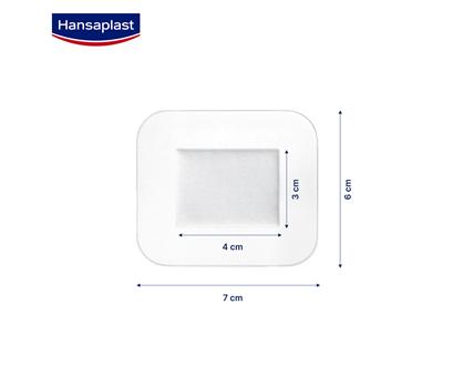 Hansaplast Aqua Protect XL Size