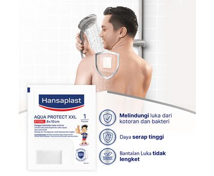 Hansaplast Aqua Protect XXL Benefits