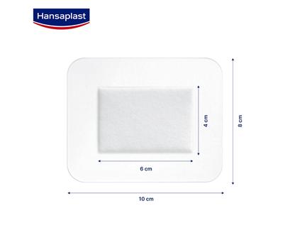 Hansaplast Aqua Protect XXL Size