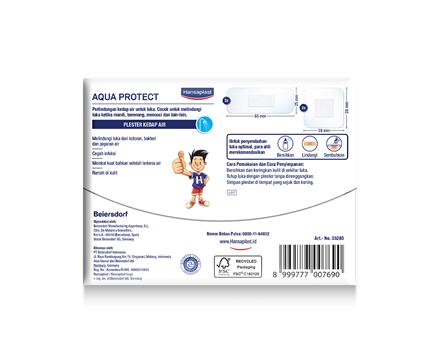 Hansaplast Aqua Protect 6s