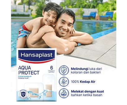 Hansaplast Aqua Protect 6s Benefits