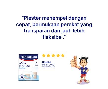 Hansaplast Aqua Protect 6s Review