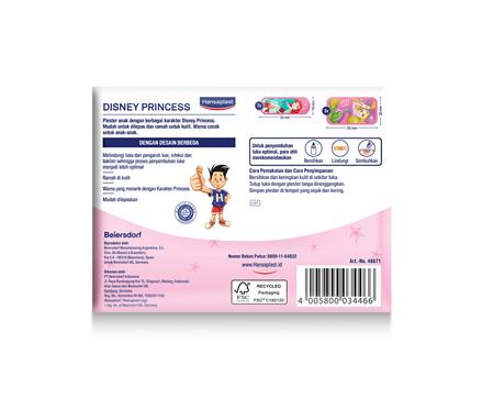 Hansaplast Disney Princess