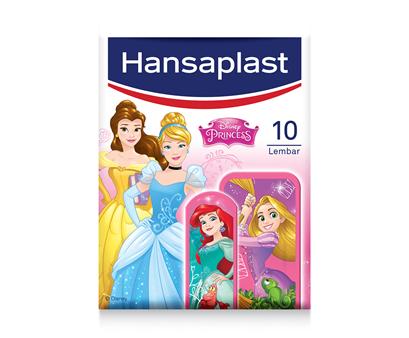 Hansaplast Disney Princess Front