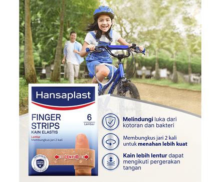 Finger Strips Key Benefits
