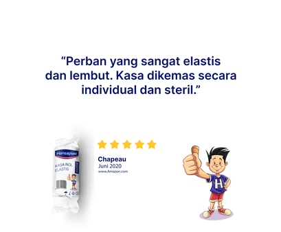 Hansaplast Kasa Rol Elastis Review