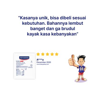 Hansaplast Kasa Steril 7,5cm Review
