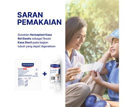 Hansaplast Kasa Steril 7,5cm Usage Recommendation