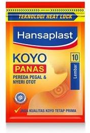Hansaplast Koyo Panas 10s