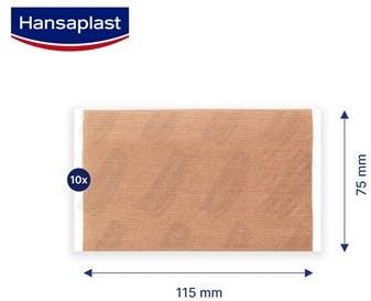Hansaplast Koyo Panas 10s Size