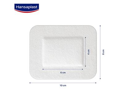 Hansaplast Sensitive XXL Size