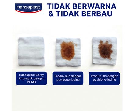 Hansaplast Spray Antiseptik Benefits