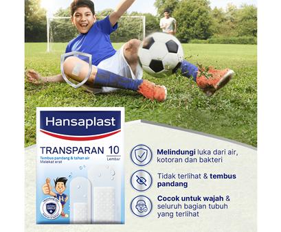 Hansaplast Transparan Benefits