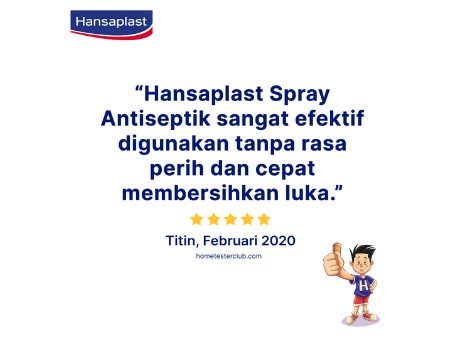Spray Antiseptik Review
