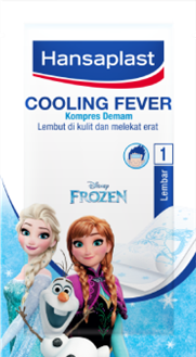 Hansaplast Cooling Fever Disney Frozen