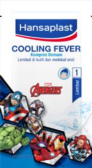 Hansaplast Cooling Fever Marvel Avenger
