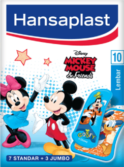 Hansaplast Mickey Mouse and Friends