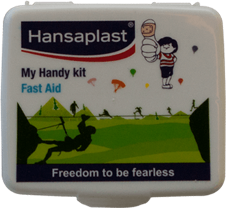 My Handy Kit First Aid Wound Plaster 7 - Hansaplast