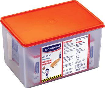 Regular Rough & Tough Wound Plasters Big Box | Hansaplast