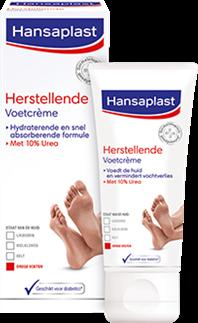 Herstellende voetcrème - Hansaplast