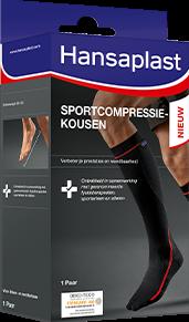 Sportcompressiekousen - Hansaplast