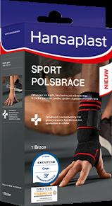 Sport polsbrace - Hansaplast