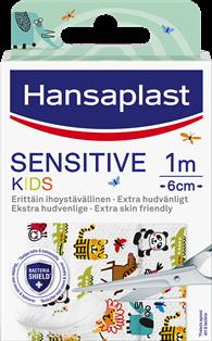 Sensitive Kids Animal Plaster