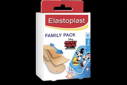 Elastoplast Family Pack Plasters